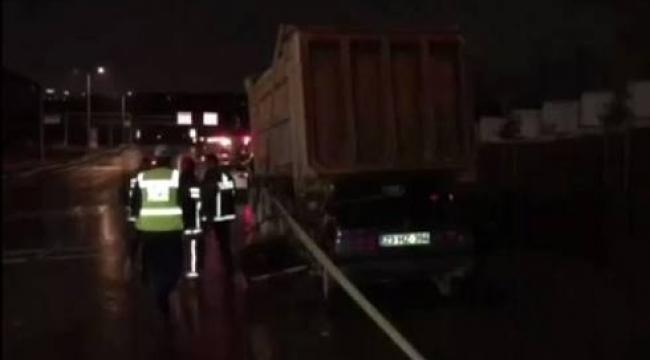 Esenler'de Trafik Kazası! Yaralılar Var