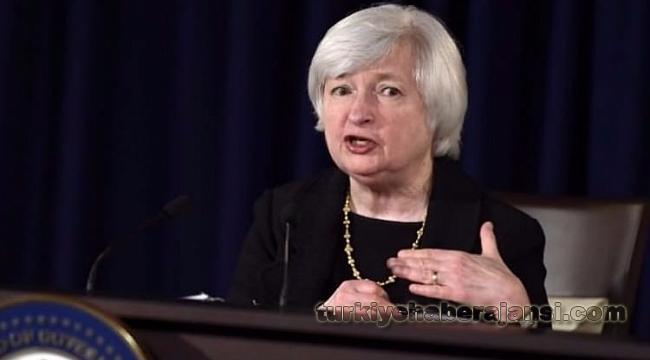 FED Başkanı Yellen'dan Faiz Açıklaması
