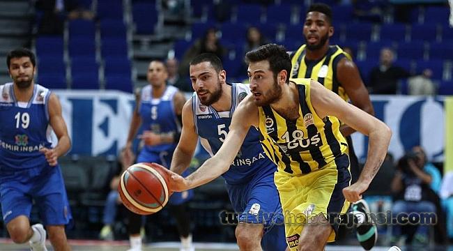 Fenerbahçe Doğuş, Rakibini Farklı Mağlup Etti