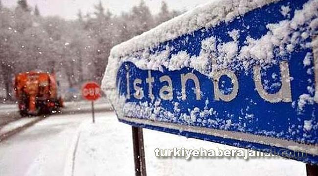 İstanbul'a İlk Kar Ne Zaman Düşer?