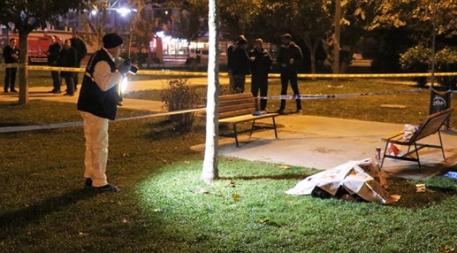 İzmir'de Parkta Silahlı Kavga: 1 Ölü