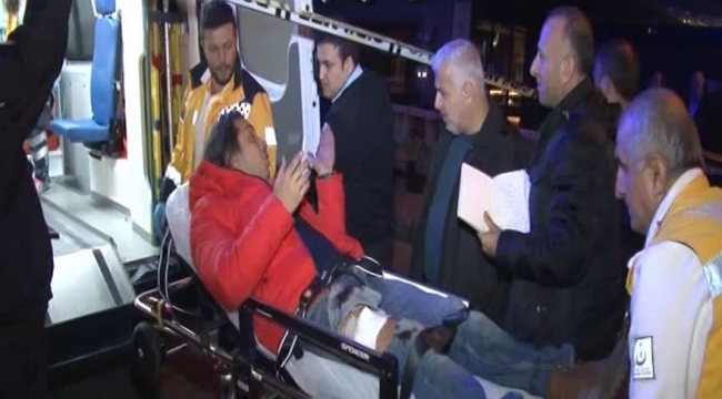 Kadıköy'de Silahlı Kavga! 1 Yaralı