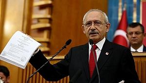 Kılıçdaroğlu İddia Ettiği Belgeleri Açıkladı