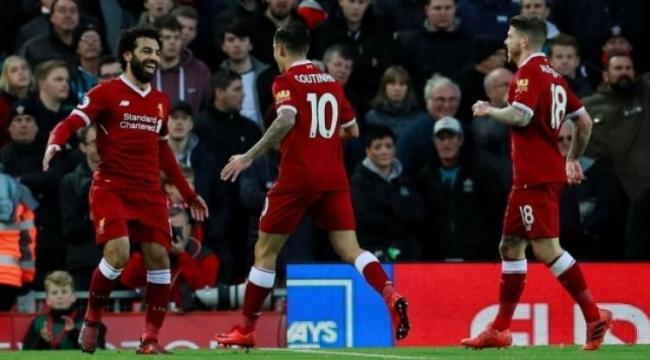 Liverpool, Salah İle Farka Koştu!