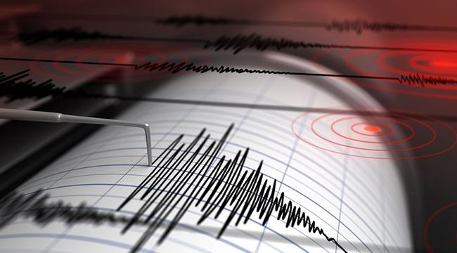 Muğla'nın Ula İlçesinde Korkutan Deprem