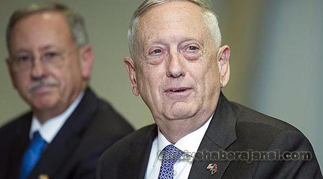 ABD Savunma Bakanı: YPG'yi Destekleyeceğiz!