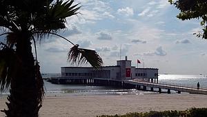 Atatürk Deniz Köşkü Restore Ediliyor