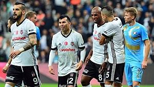 Beşiktaş 5 - 1 Osmanlıspor