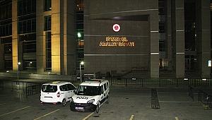 Çağlayan Adliyesinde Asansör Kazası