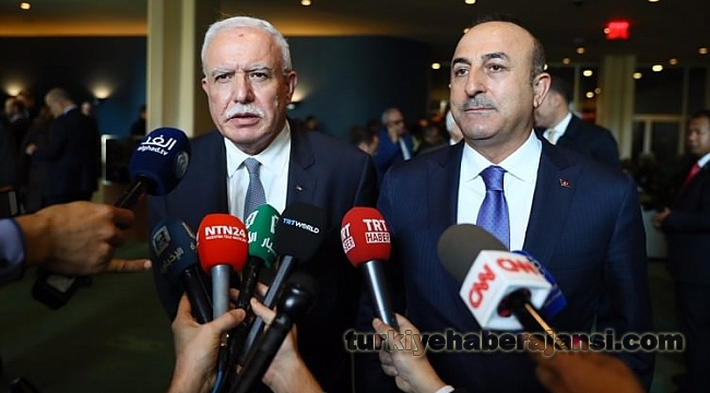 Çavuşoğlu ve Maliki'den Oylama Hakkında İlk Yorum
