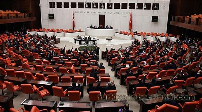 CHP'nin Belgeyle İlgili Komisyon Önergesine Ret