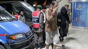 Edirne'de 117 Kaçak Yakalandı!