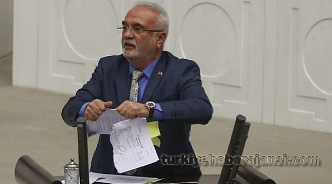 Elitaş CHP'nin Dağıttığı Belgeleri Yırttı