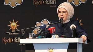 Emine Erdoğan Siyasette Kadın Eli Paneli'ne Katıldı