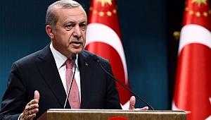 Erdoğan'dan Hanuka Bayramı Mesajı