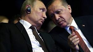 Erdoğan ve Putin'den Kritik Görüşme!