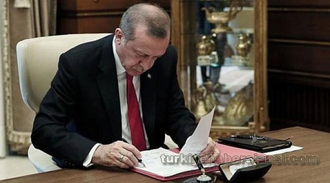 Erdoğan, Yeni YSK Yasasını Onayladı