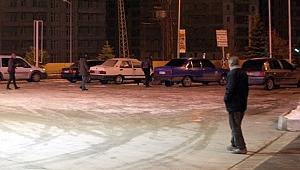 Erzurum'da Canlı Bomba Paniği