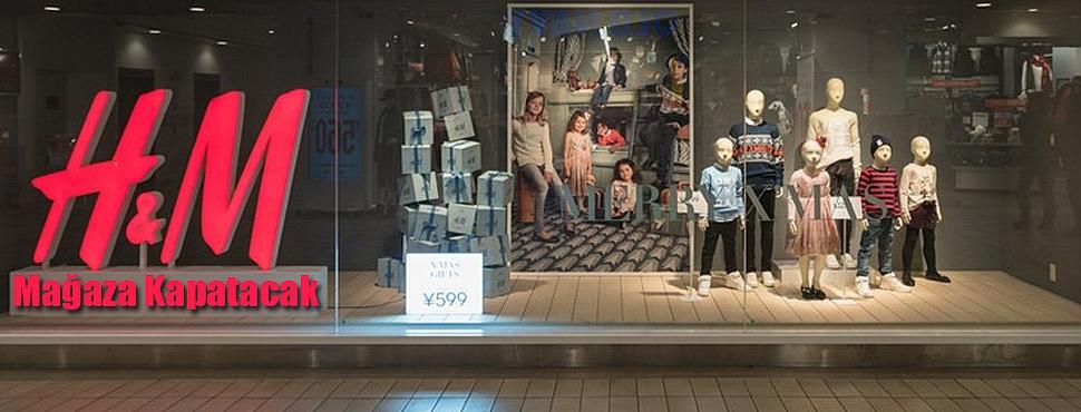 H&M Mağazalarına Kilit Vuruyor
