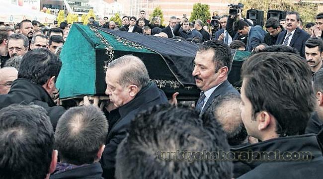 İTO Başkanı İbrahim Çağlar'a Son Görev