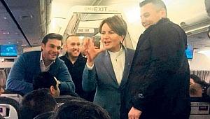 İYİ Parti Genel Başkanı Meral Akşener'den 'Kartal Pençesi'