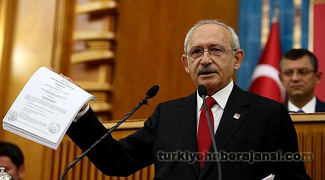 Kılıçdaroğlu'nun İddialarına Soruşturma
