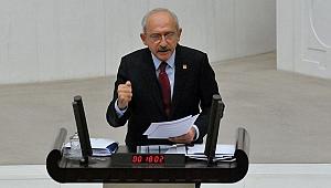 Kılıçdaroğlu ve Ailesinin Malvarlığı Araştırılsın Önergesi