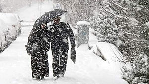 Meteoroloji Uyardı Dikkat!... Kar Geliyor!