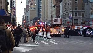 New York'ta Patlama Meydana Geldi!