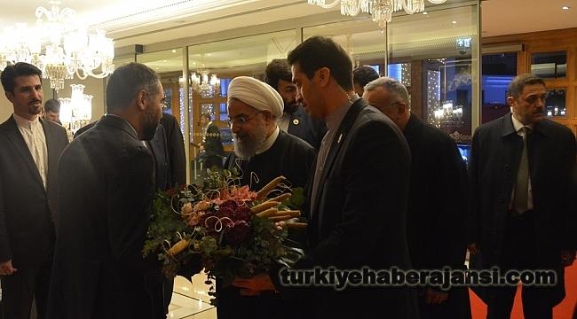 Ruhani, CVK Park Bosphorus Hotel'de