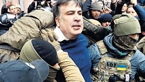 Saakaşvili Yeniden Gözaltına Alındı