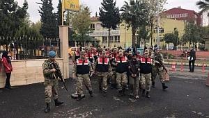 Şanlıurfa'da Terör Operasyonuna 12 Tutuklama