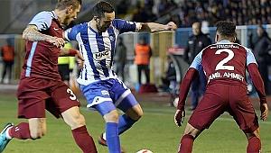 Trabzonspor Deplasmanda Rahat Kazandı