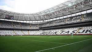 UEFA'dan Vodafone Park'a Ziyaret