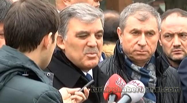 Abdullah Gül, Erdoğan ve AK Parti'ye Yanıt Verdi