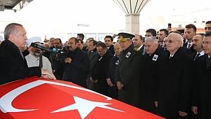 Afrin Şehidi Özalkan, Son Yolculuğuna Uğurlandı