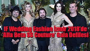 'Alfa Beta SS Couture' Gala Defilesi