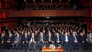 Başbakan Binali Yıldırım İl Emniyet Müdürleri Toplantısına katıldı.
