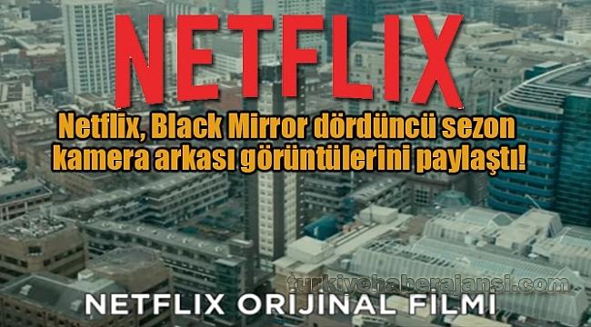 Bu Sezon Black Mirror'da Pek Çok İlk Yaşandı