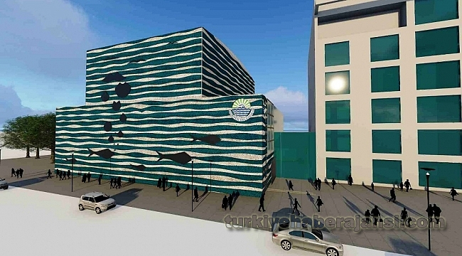 En Prestijli Kültür Sanat Merkezi Açılıyor