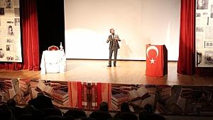 Esenyurt 'ta Mehmet Akif Canlandırıldı