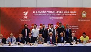 FIFEX'TE Türk Futbolu Masaya Yatırılacak