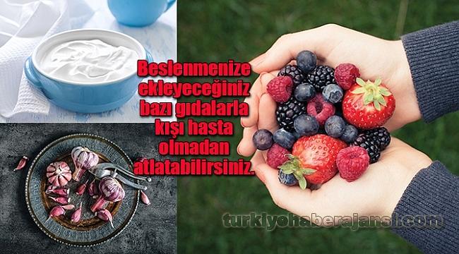 Hastalık Savar Gıdalar