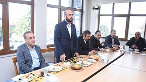 Kocaeli AK Partide İstişareler Devam Ediyor