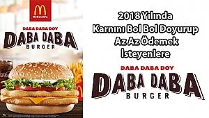 McDonald's'ta Dibi Dibi ye Daba Daba Doy