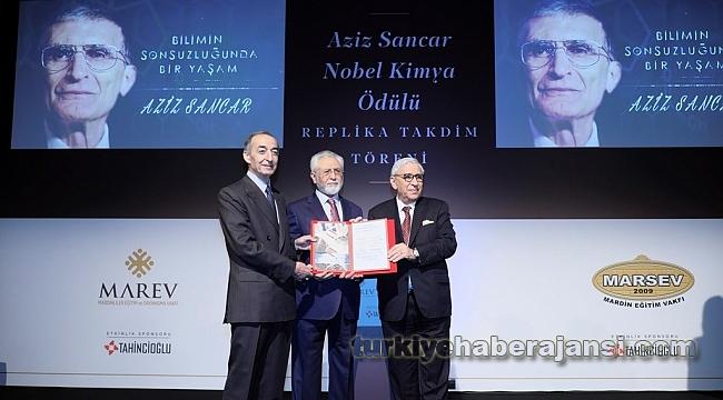 Nobel Kimya Ödülü Üçüncü Replikası Artuklu Üniversitesi'nde