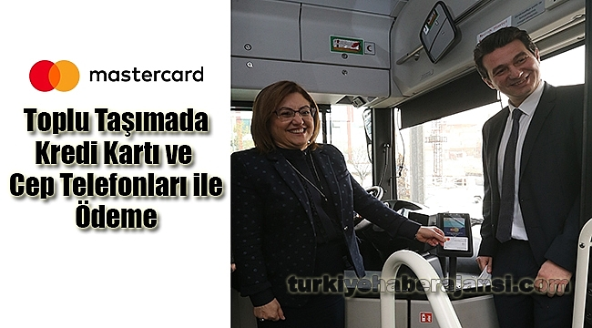 Toplu Taşımada Hızlı, Basit ve Güvenli Ödeme