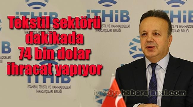 Türk Tekstili AB Pazarında Dünyayı Solladı