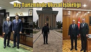 Türkiye -Özbekistan Hattında Kış Turizminde Uluslararası İşbirliği