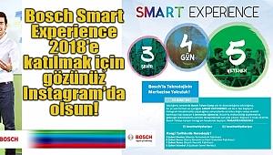Üniversite Öğrecileri İçin Bosch Smart Experience Yarışması Başladı